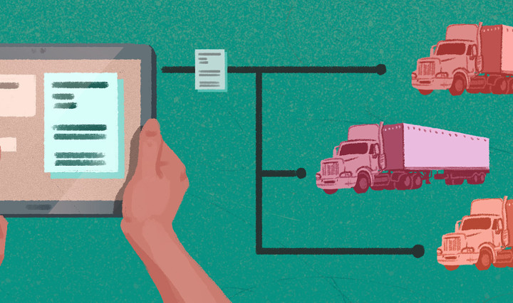 New advances in trucking technology reduce risk, add value, and lead to better customer service.