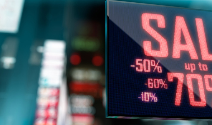New improvements in digital signage in retail are prompting many retailers to give this technology a second look.