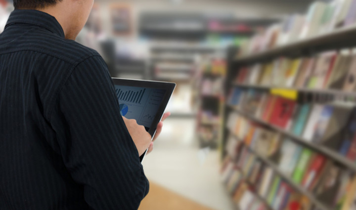 Retailers are using the Internet of Things to improve their supply chain operations.