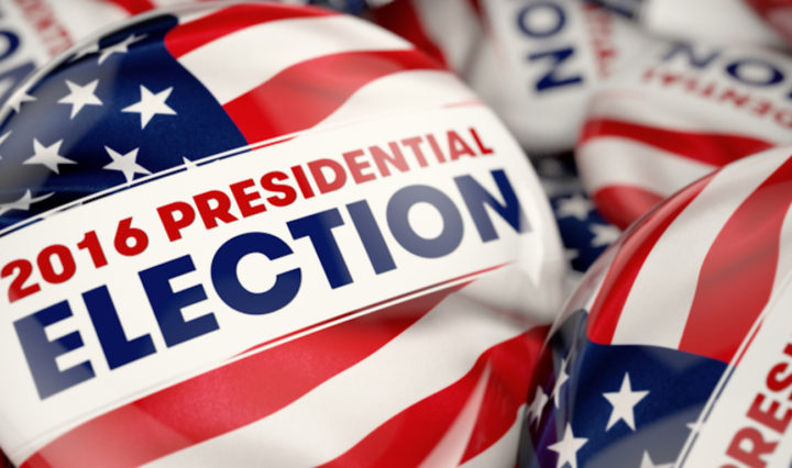Cybersecurity issues for the 2016 presidential election include the potential for a voter data breach.