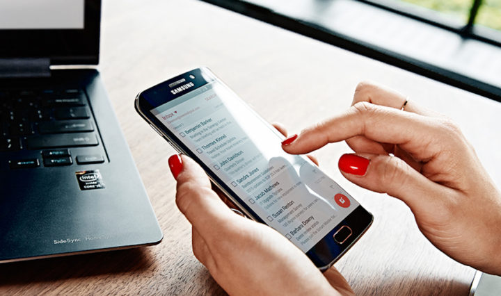 Samsung mobile security helps safeguard BYOD environments.