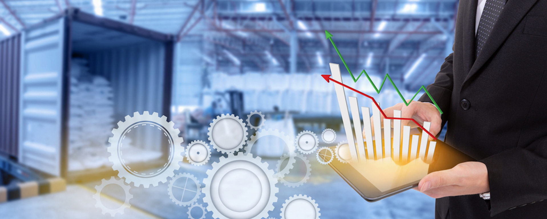 Technology Management Image: Location Helps Supply Chain Executives Embrace IoT And