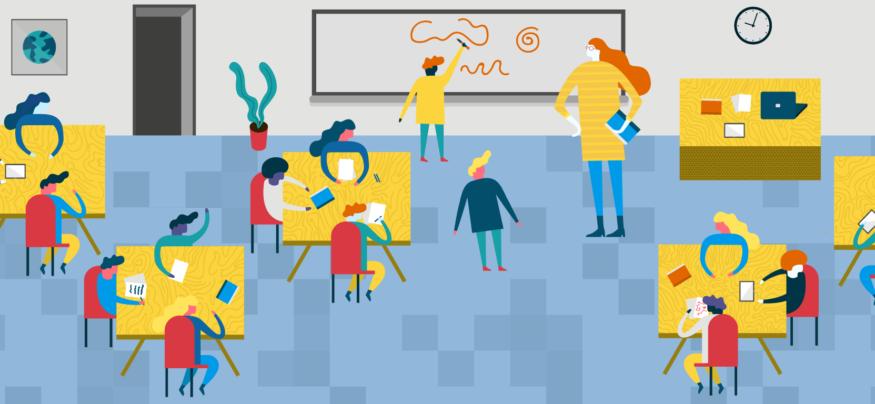 Modern Classroom Pdf ~ Horizon report new media consortium download pdf