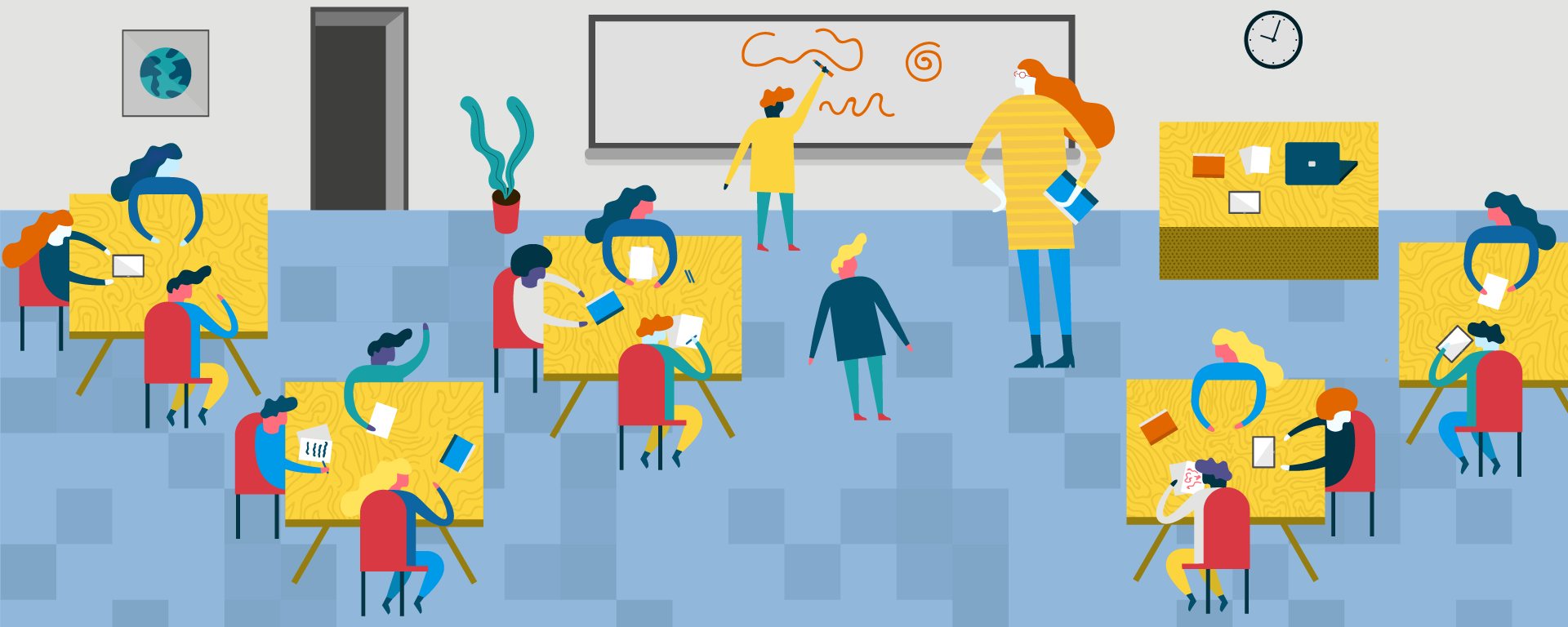 Modern Classroom Management ~ How emerging technology in education enhances the classroom